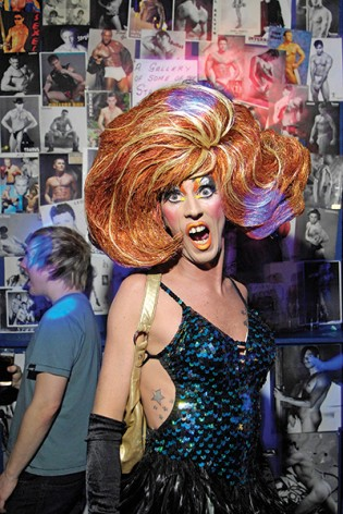 Candy Slag in Drag headlines this weekend. Photo: QX