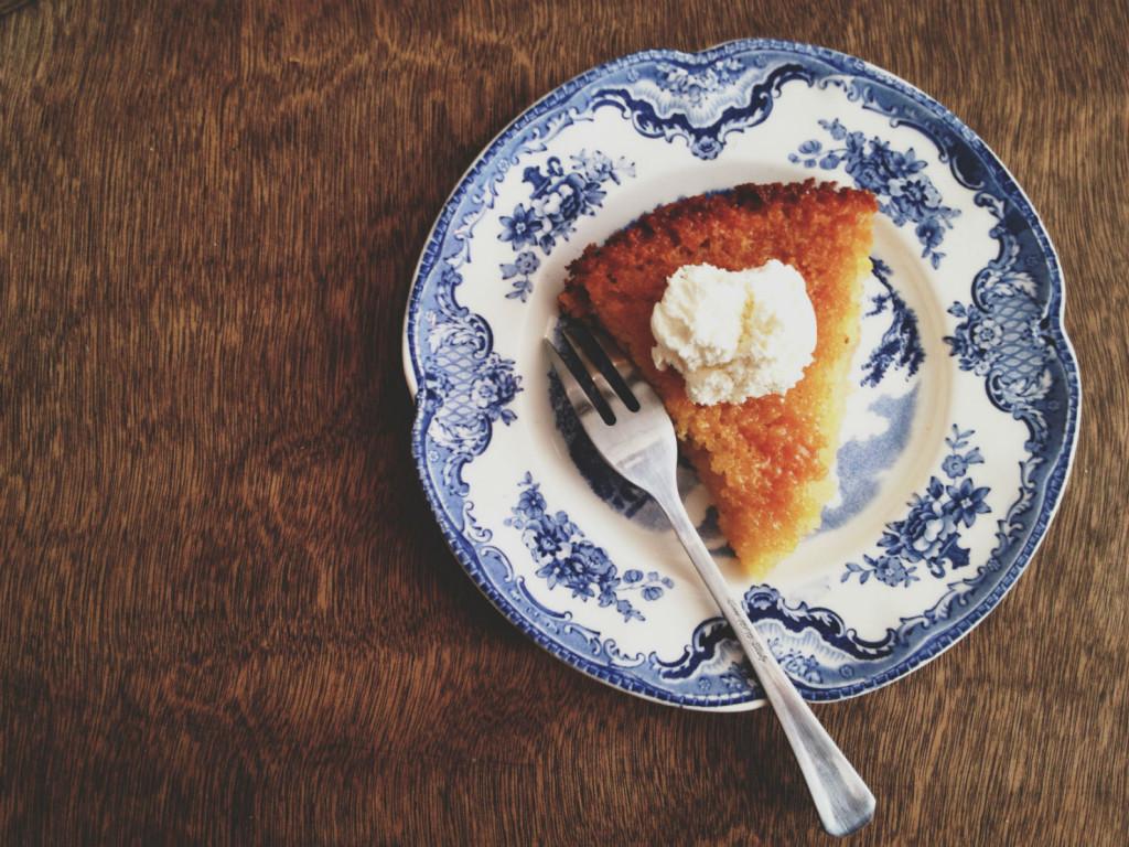 Delish: cake at Petite Robe Rose