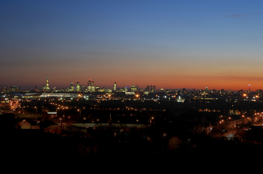 A favourite thing: view from St John's church. Photo: Ian Vickers / St John's Church