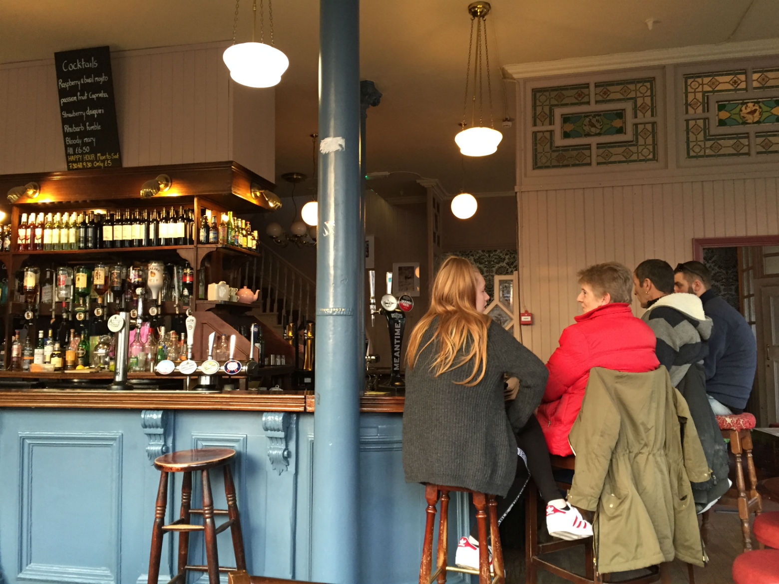 A nice afternoon at the Northcote. Photo: Stephen Emms