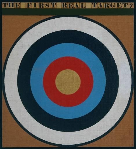 Blake - The First Real Target. Image: Wiki