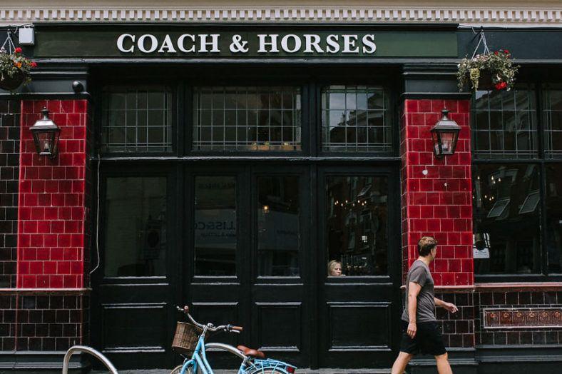 Exterior, Coach & Horses Leyton