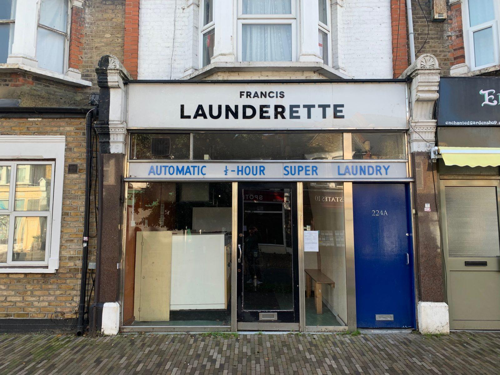 Francis Launderette