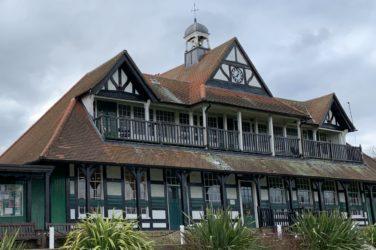 Leyton Cricket Pavilion