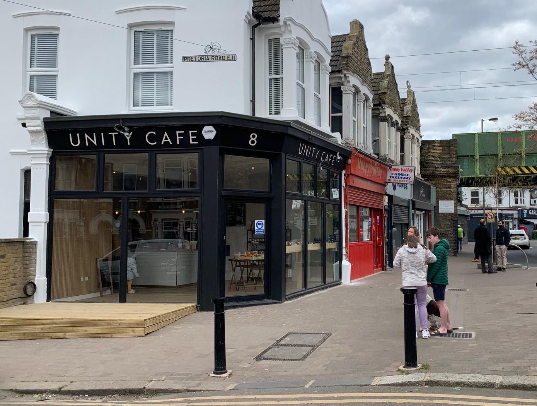 Unity Cafe Leytonstone E11