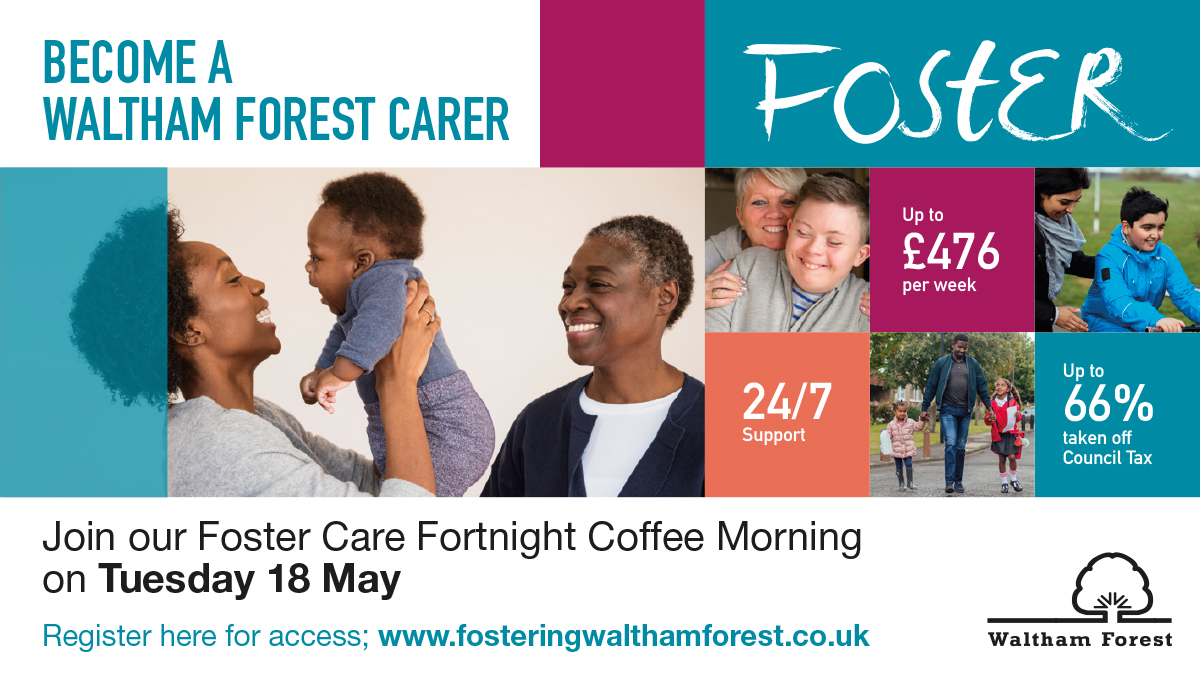 Waltham Forest Fostering